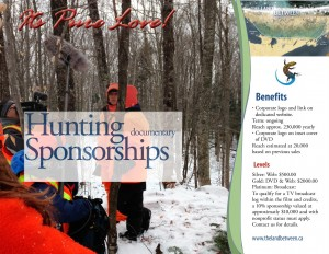 hunting sponsorships