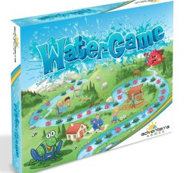 Adventerra WaterGame- Have fun and save the planet