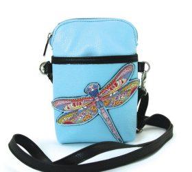 Dragonfly Shoulder Bag-lette